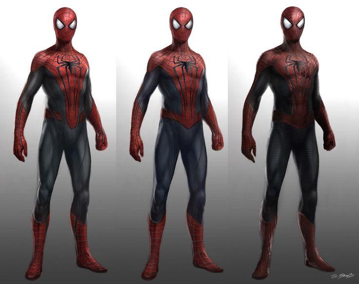 The Amazing Spider-Man 2 concept art by Jerad S. Marantz