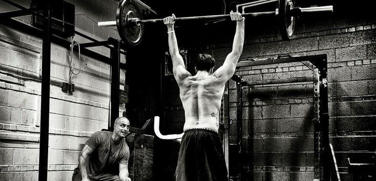 CrossFit: dokonalé cvičení pro vaše tělo