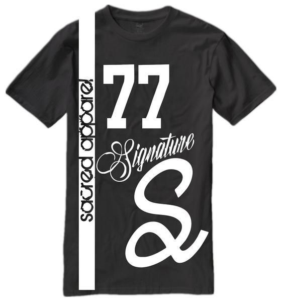 Black Signature S Available in limited sizes. Get yours today. https://www.sacredapparel.net/collections/all-store/products/black-signature-s