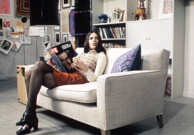 Le look de la semaine : Ali MacGraw dans « Love Story »