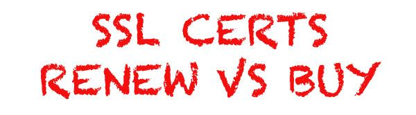 Buying A Cheap SSL Certificate Vs A Name Brand Like Verisign Or GeoTrust And Is…