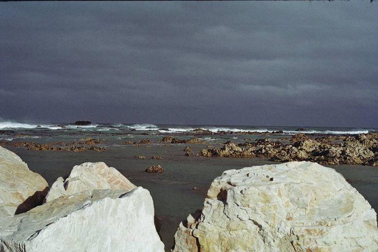 Pentax Spotmatic Kodak Colour Plus 200. #film #shootfilm #pentax #spotmatic #35mm #goodweatherforducks #loveoverberg #gaansbaai #colours #sea #ocean #view #happyplace
