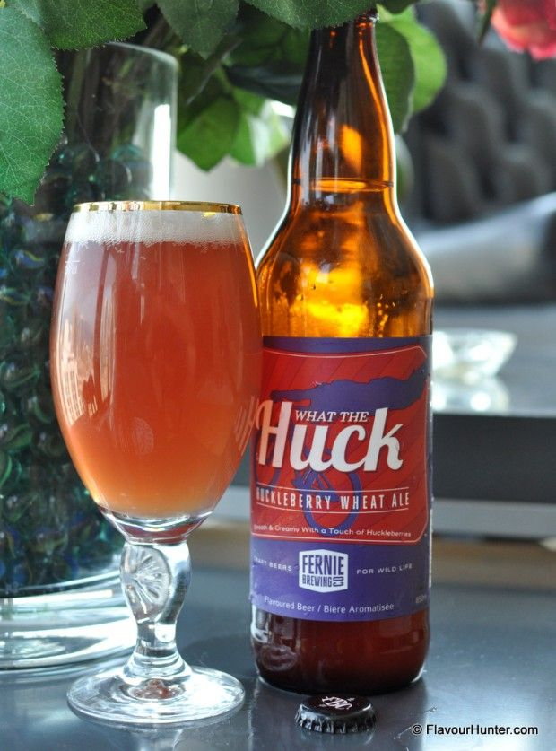 What The Huck #beer from #Vancouver