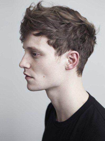 Matt Hitt Boy Pale Sideface Boy Hairstyles Hair Styles