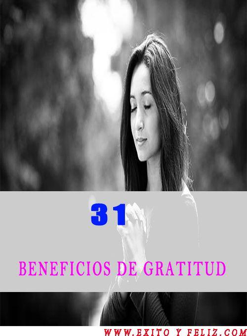 la #Gratitud es una forma para tener una buena salud mental y  física, que te ofrece la capacidad para poder vivir de una manera más plena y saludable.