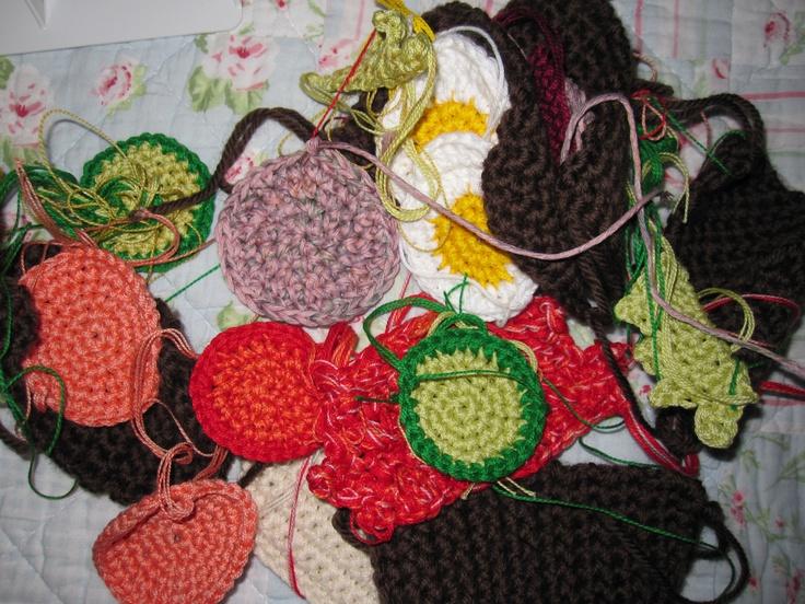 Biksemad?? #crochet #UFO #food #gallerigavlen