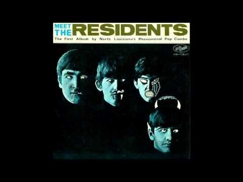 The Residents - Meet The Residents (1974) [Full Album]