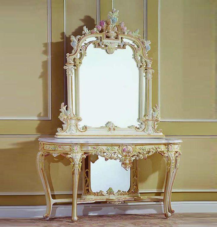 die besten 25+ victorian console tables ideen auf pinterest ... - Einrichtung Viktorianischen Stil Dekore