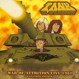 War of Attrition Live 1981 [Bonus Tracks] [CD], 14296659
