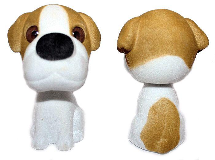 Max the Mutt Puppy Dog Bobble Head Doll
