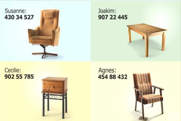 Ikea Creates Craigslist Platform To Help Customers Sell Old Pieces Second Hand Furniture Ikea Furniture