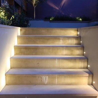 Best 20+ Stair lighting ideas on Pinterest | Led stair lights ...