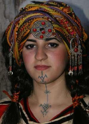 algeria...berber