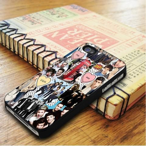 One Direction Collage iPhone 5|iPhone 5S Case