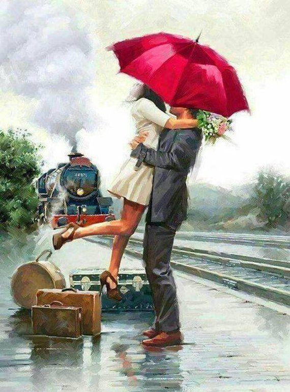 Открытки на тему не любовь