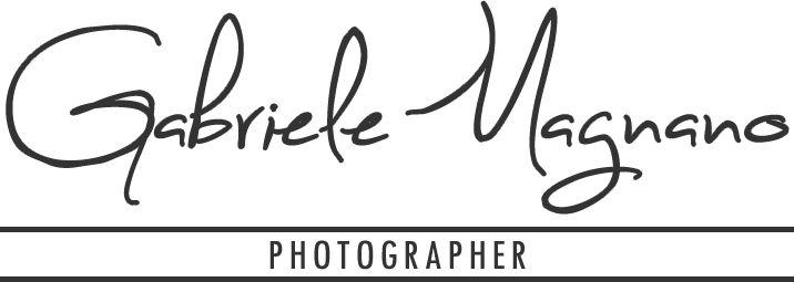 Firma fotografica - Gabriele Magnano