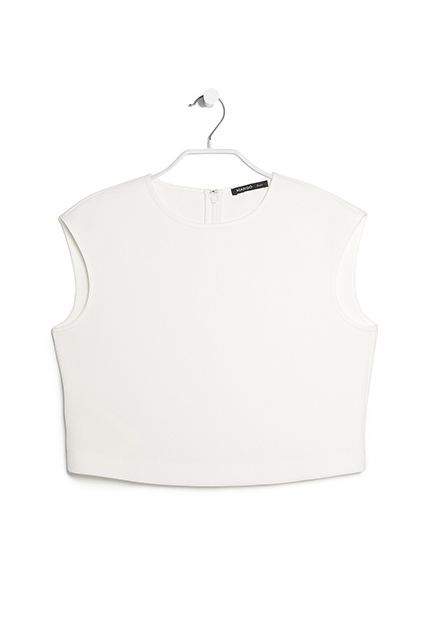 How To Make Strictly Summer Pieces Fall-Appropriate #refinery29  http://www.refinery29.com/how-to-layer-summer-clothes#slide3  The Structured Crop Top This was your go-to top for when you needed to dress up a pair of high-wasited jeans or dress down a midi-skirt. The shape pulls together all manners of schlubby outfits but takes the severity out of more professional items.
