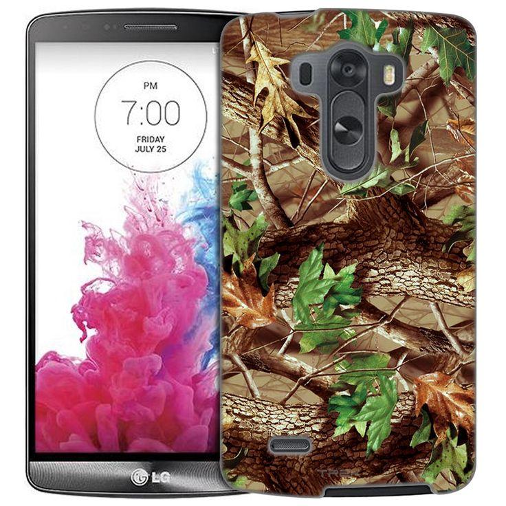 LG G3 Real Tree Camouflage Hunter Slim Case