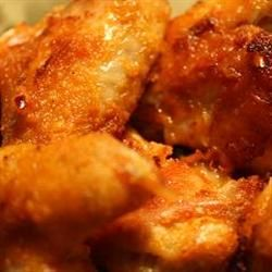 Baked Buffalo Wings - the best crispy wings without frying!
