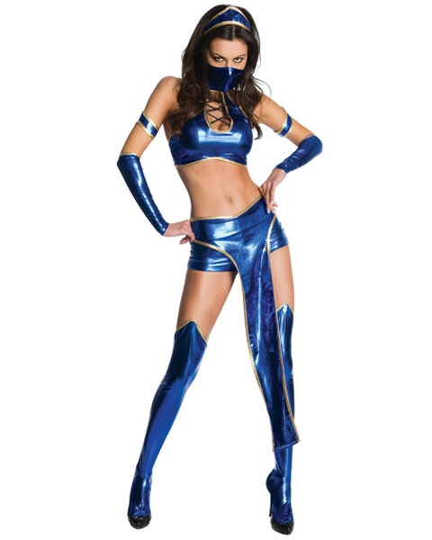 get this mortal kombat kitana costume as a sexy womens ninja costume complete your mortal kombat group costume with this kitana costume for women - Spirit Halloween Medford Ma
