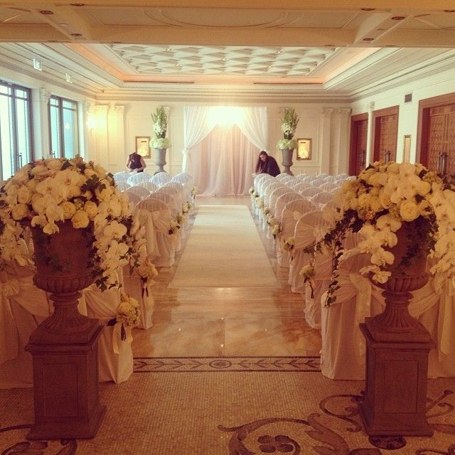 Wedding Decorations Gold Coast: Weddings By Palazzo Versace Ceremony, Pre-Function