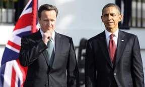 Cameron et Obama ont dit oui à une intervention en Syrie