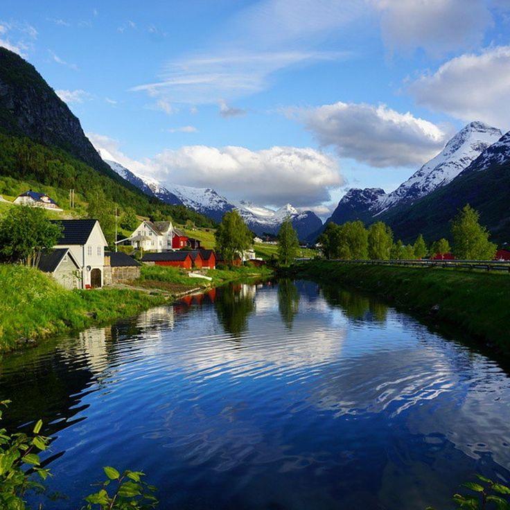 Olden, Norvegia