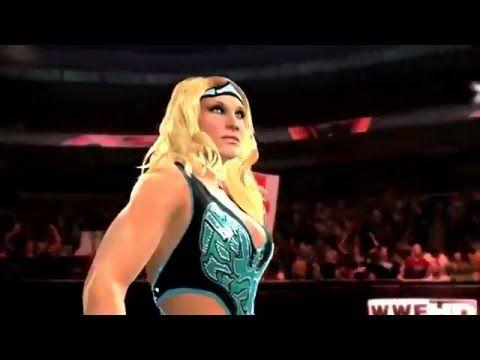 WWE Hot Divas VS Superstars Girl Wrestling