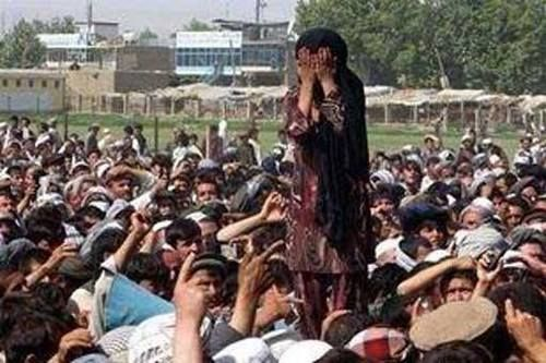 Selling women off like cattle. Young girls being sold to men for sex in public auction every week in Nangarhar province of Afghanistan, it is believed 80% of these girls are brought from Pakistan Tribal Areas. Customers are usually rich Arabs from Gulf States.