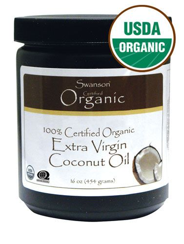 100% Certified Organic Extra Virgin Coconut Oil.  My mother takes 4 tsp/day and the reversals that have taken place are phenemonal.  She was in the late medium to early final stage of the disease.