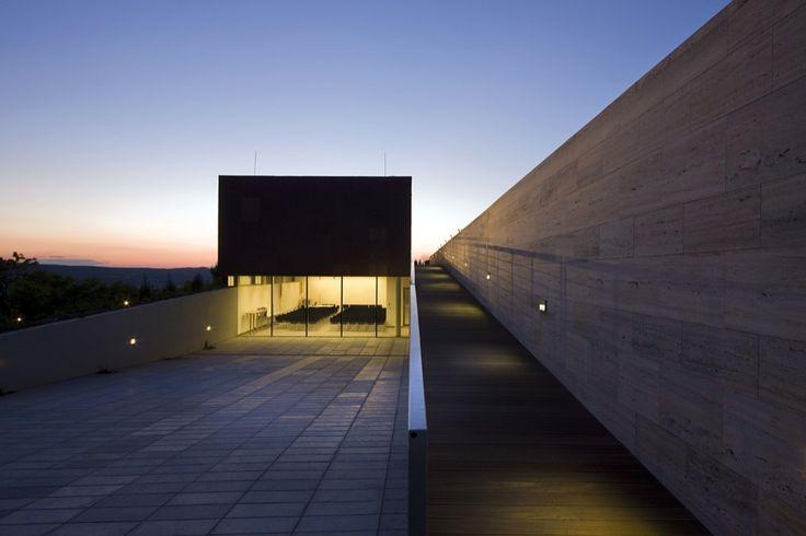 Pannonhalma Abdij Visitor Centre / Roeleveld Sikkes