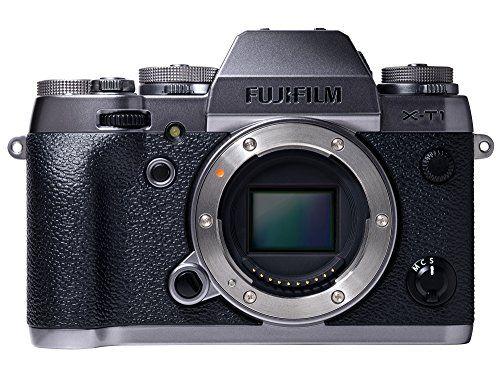 Fujifilm X-T1 16 MP Mirrorless Digital Camera with 3.0-Inch LCD (Body Only) (Graphite Silver & Weather Resistant) Fujifilm http://www.amazon.com/dp/B00NF6ZGSM/ref=cm_sw_r_pi_dp_-9n4wb17TMBP2