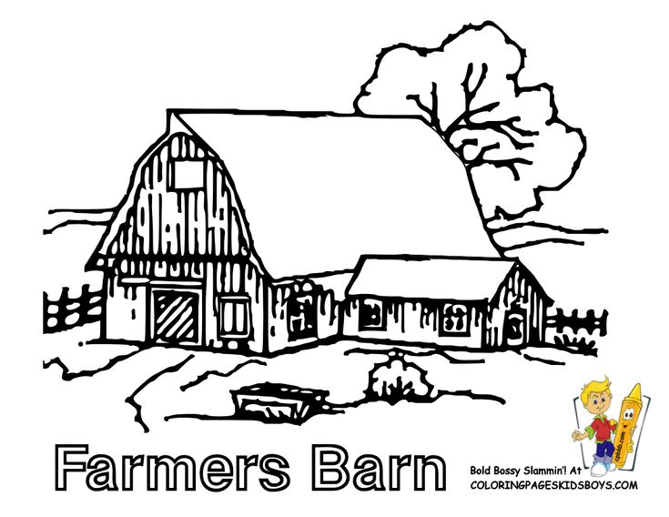 177 best images about Coloring Pages Life On The Farm on Pinterest