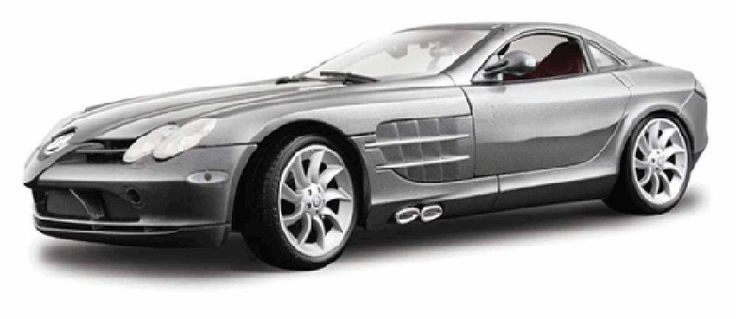 Maisto 2003 Mercedes-Benz SLR McLaren 1:18 Scale - https://www.luxury.guugles.com/maisto-2003-mercedes-benz-slr-mclaren-118-scale/
