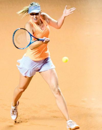 Sexy Maria Sharapova Hot Wallpapers
