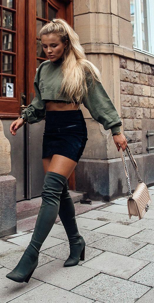 36 Trendige Outfit-Ideen für den Herbst – Outfit Inspiration