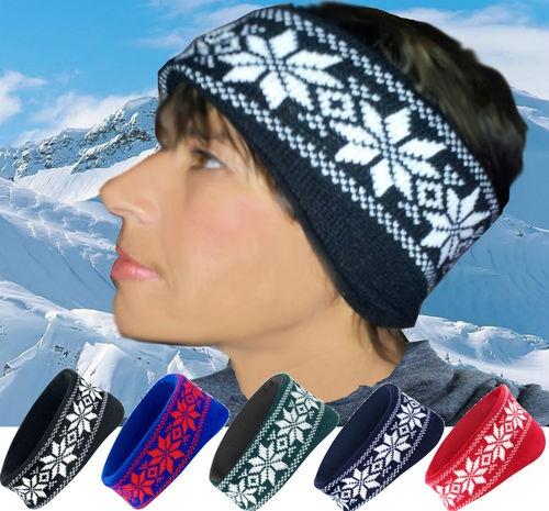 23 best Ski Headbands images on Pinterest | Ears, Fair isles and ...