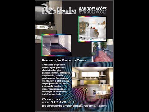 Lacagem de portas Remodelações Pedro Mendes