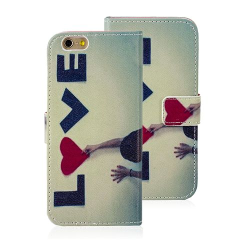 Lovely iPhone 6 Love Case Cover #iphone6 #case #protective #cover #iphonecase #newiphone #cellz #love #iphone6case