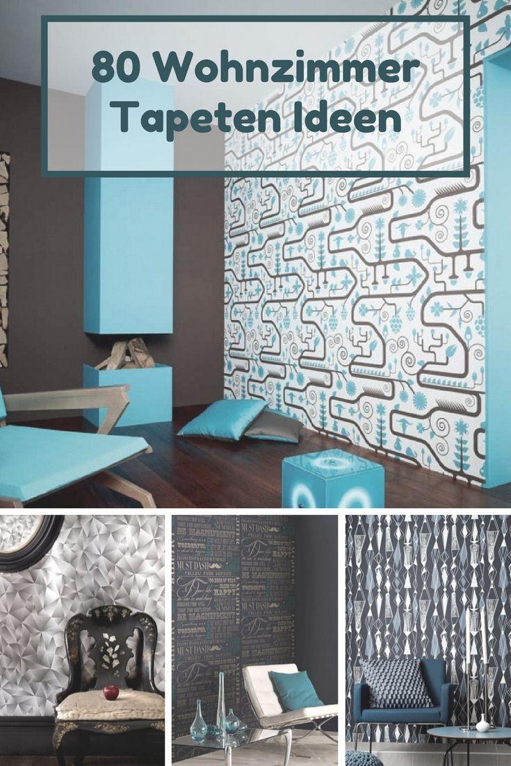 Mit schlichten geometrischen gestreiften sowie knallbunten retro mustern verleihen sie ihrem wohnzimmer einen