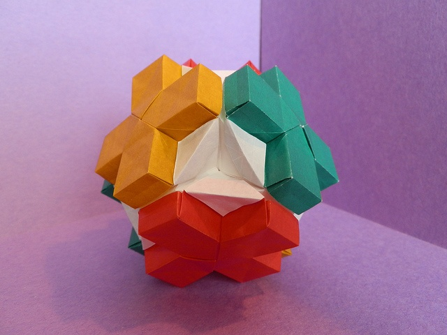 All sizes | Hyper-Frustrated Swiss Cube (My Design) | Flickr - Photo Sharing!