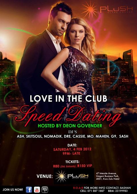 Speed Dating @ Plush