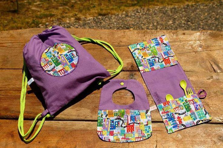 El blog de Bebelulua: Canastilla o conjunto picnic para el verano