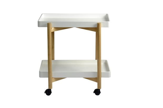Las 25 mejores ideas sobre carritos de cocina en pinterest - Carrito con ruedas ikea ...