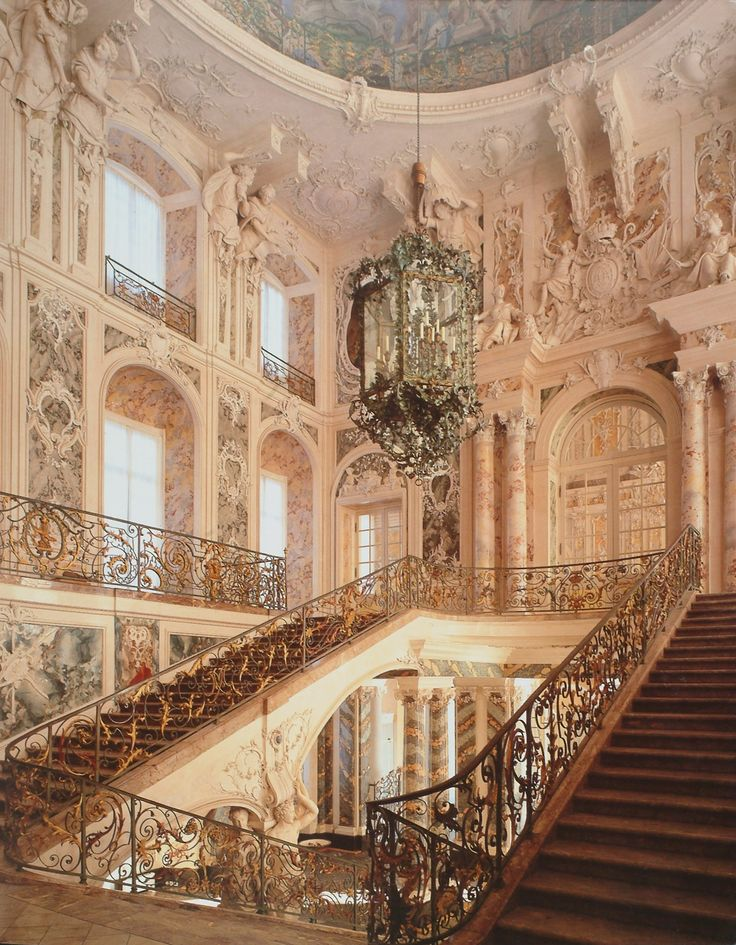 Augustusburg Palace, in Brühl, North Rhine-Westphalia, Germany. with the Falkenlust Palace it forms a historical building complex, which has been listed as a UNESCO cultural World Heritage Site since 1984.