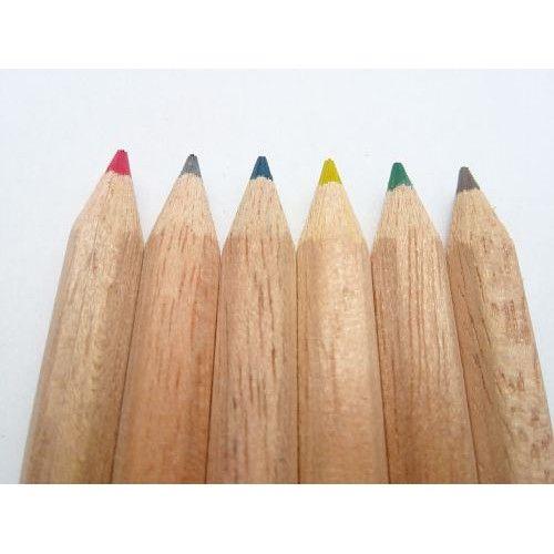 6 darabos hatszögletű, natúr színes ceruza készlet Diamant Natural - Színes ceruzák - 159Ft - Színes ceruza készlet