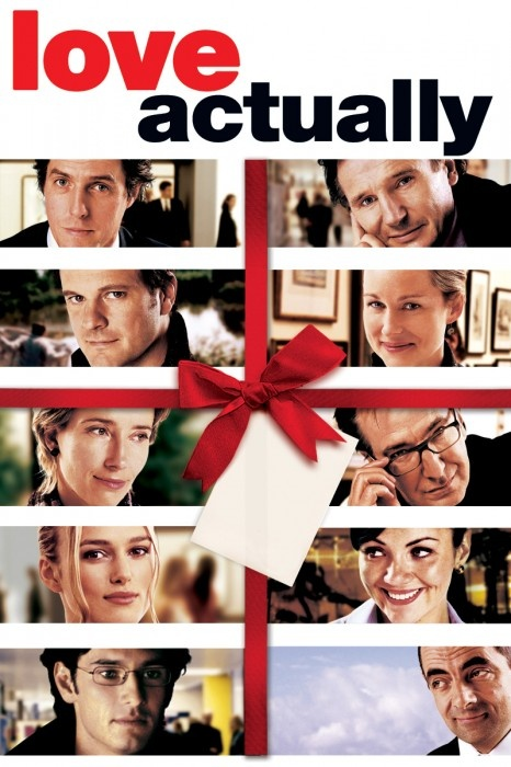 <3 LOVE ACTUALLY (2003) <3 with Hugh Grant, Colin Firth, Alan Rickman & Bill Nighy  This is one of my favorite go to movies when things look grim. Always makes me feel better especially this man.