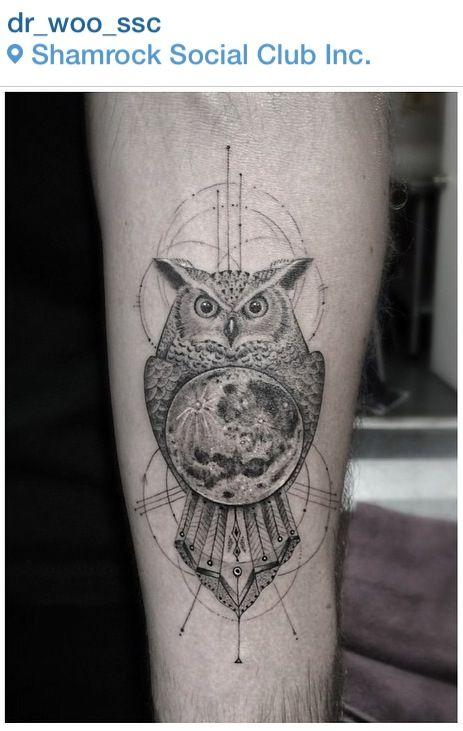 dr woo, Los Angeles tattoo, shamrock social club
