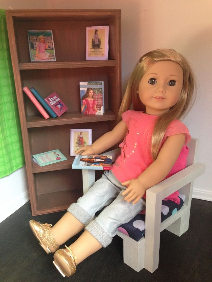 17 Best Images About Ag Doll Furniture And Storage On Pinterest How To Make Doll American