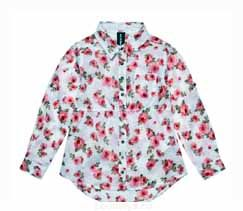 Выкройка детской блузки - сшить блузку для девочки своими руками